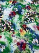Multicolor Musk Cotton 100X100 Weaving Printed Fabric 104