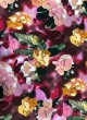 Multicolor Musk Cotton 100X100 Weaving Printed Fabric 106
