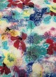 Multicolor Musk Cotton 100X100 Weaving Printed Fabric 117
