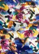 Multicolor Musk Cotton 100X100 Weaving Printed Fabric 120