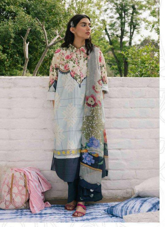 Coco By Deepsy Multicolor Pure Cotton Eid Wear Pakistani Suit 39