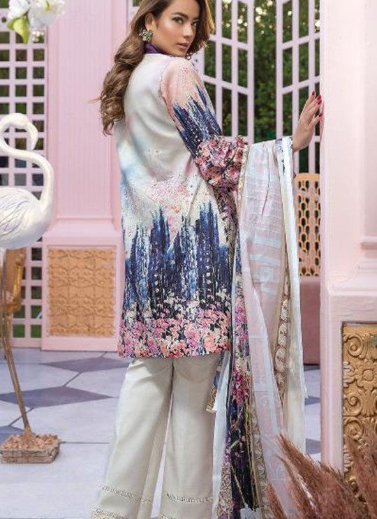 Multicolor Pure Cotton Resham Work Designer Daily Wear Pakistani Suits Firdous Vol 2 900606 By Deepsy SC/015673