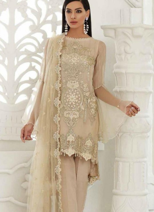 Off White Georgette Designer Pakistani Suit Imorzia Vol-12 041 By Deepsy SC/015803