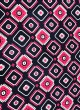 Multicolor Fiona Georgette Printed Fabric 515
