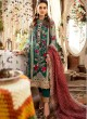 Green Georgette Net Party Wear Pakistani Suits Rosemeen Carnival 41006 By Fepic SC/015209