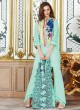 Charizma Festive Collection Hit Designs Colours BY Kilruba 43C Blue Cocktail Pakistani Shalvar Kameez