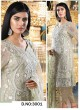 Off White Georgette Embroidered Pakistani Suits Jannat Royal Collection 3001 Set By Kilruba SC/013268