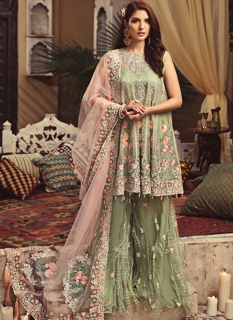 7fa92f6f5b Buy Online 02 Colours By Kilruba Designer Pakistani Suit For Eid 2019  Wholesale at suryavansicreation.com | Wholesale Salwar Suit | Salwar Kameez  Exporter ...
