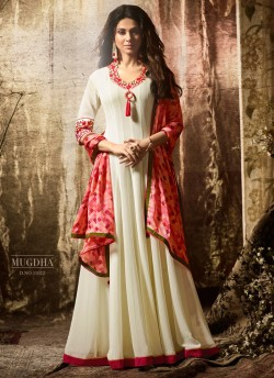 d654112eb34 Premium Vol 2 By Mugdha 11022 Series Floor Length Anarkali Suits Collection