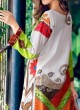 Off White Pure Cottom Pakistani Suit Charizma Aniq Collection 3112 By Shree Fabs SC/016223