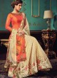 Orange Silk Lehenga Style Dcat-42 4209 By Vipul Fashions SC/005037