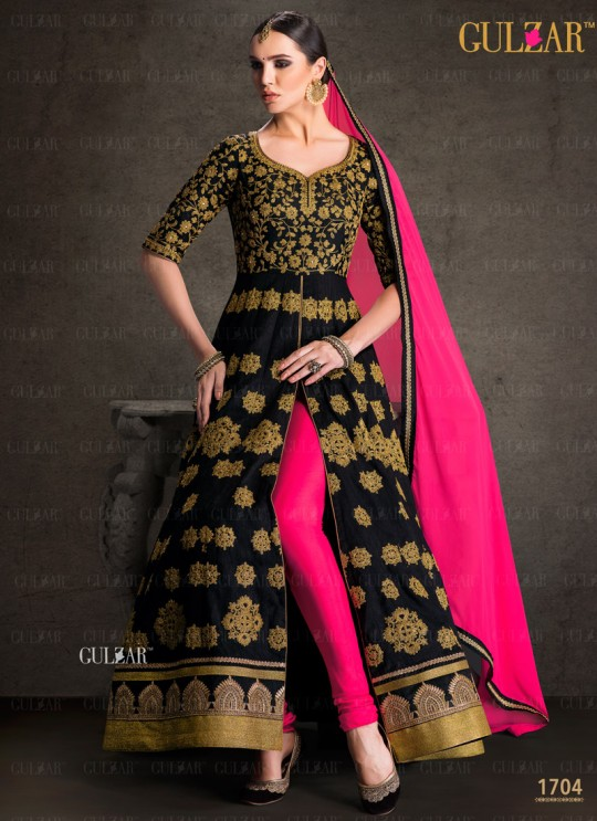 GULZAR 1704 COLOUR S 1704 BLACK