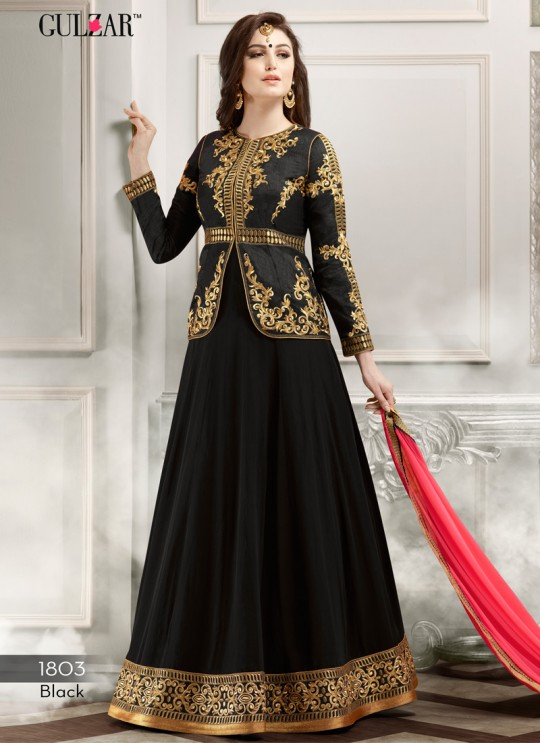GULZAR 1803 Black