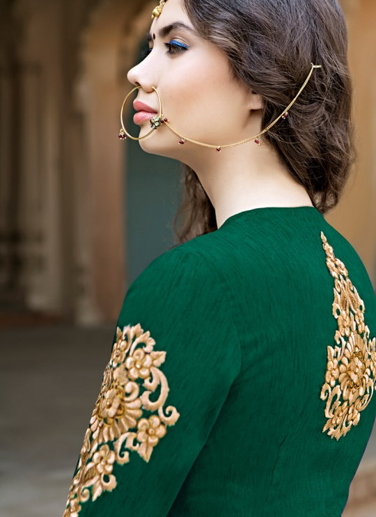 1506 PREMIUM COLOURS BY GULZAR 1506 GREEN