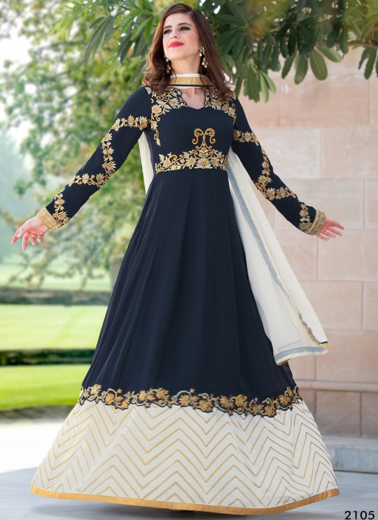 Celebration Wear By Gulzar 2105