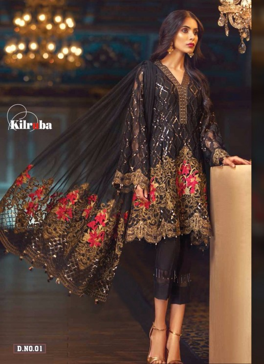 Kilruba Jazmin Luxury Collection 01