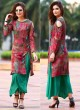 Multicolor Rayon KUMB CLASSIC 1208 Party Wear Kurtis By Sparrow SC/010040