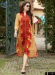 Multicolor Rayon KUMB XPERIA 1121 Designer Kurtis By Sparrow SC/0060122