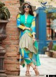 Multicolor Rayon KUMB XPERIA 1122 Designer Kurtis By Sparrow SC/0060135