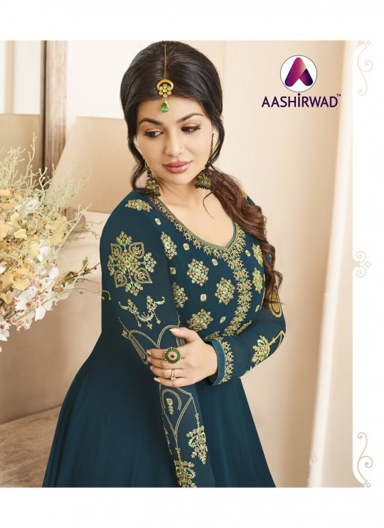 Rubina By Aashirwad Creation 20005