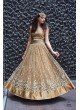 Gold Net Indowestern Lehenga 16003 Zoya 16001 Series By Zoya