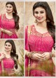 Pink Georgette Embroidered Anarkali Suit 12013 Series 12016 By Arihant