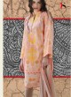 Pink Cotton Pakistani Salwar Kameez RINAAZ Vol-2 200802 By Deepsy